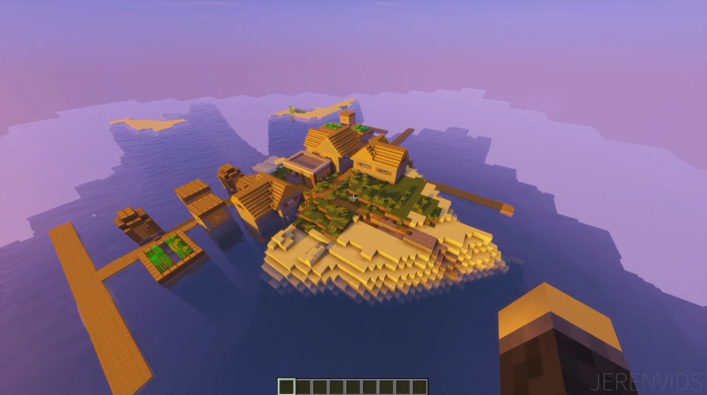 Big Survival Island Seed