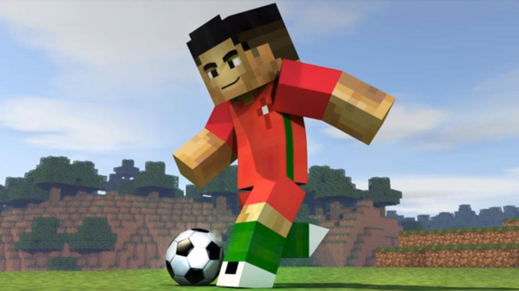 Cristiano Ronaldo Skin