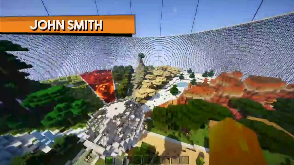 John Smith Texture pack