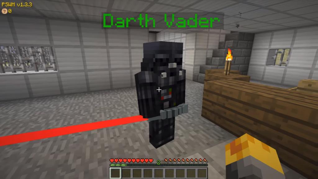 Star Wars Mod | Minecraft PE Mods