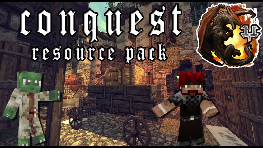Conquest Texture Pack | Minecraft PE Texture Packs