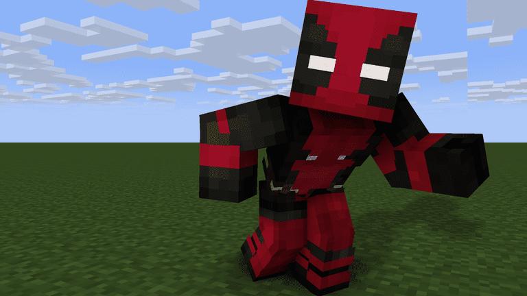 Deadpool Skin
