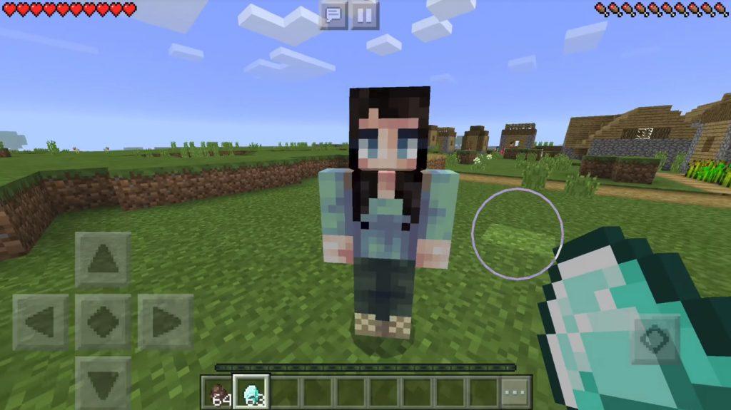 minecraft pe girlfriend mod download
