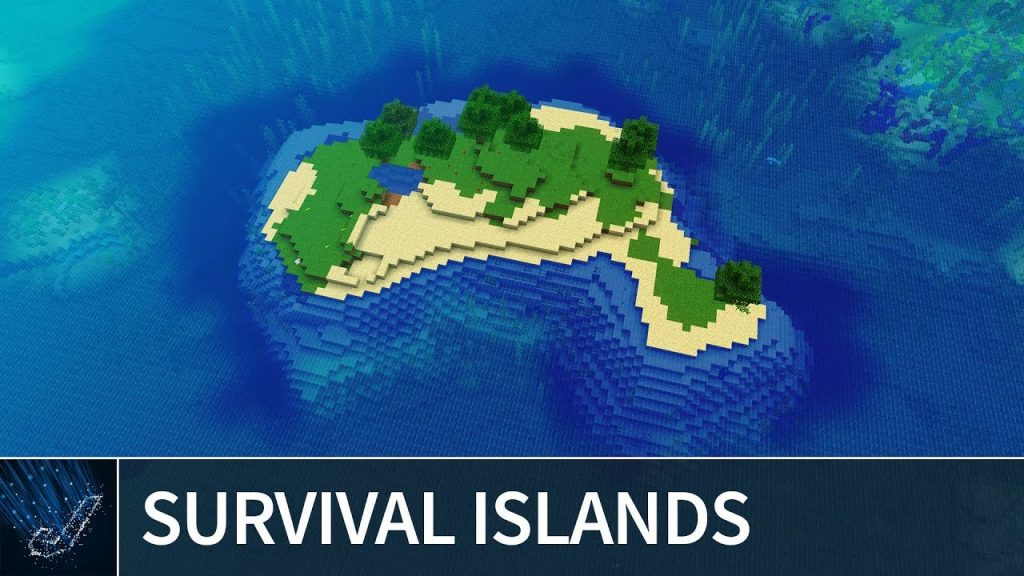 Small Survival Island Seed