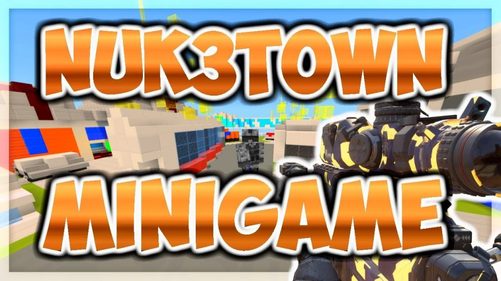 FS NUK3TOWN Map [PvP] [Mini-game]