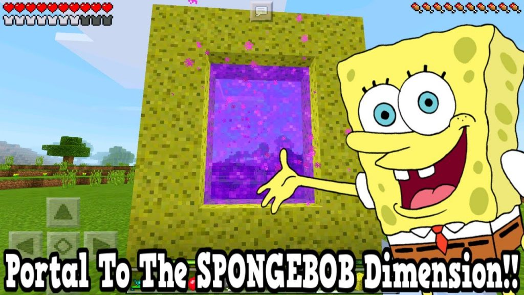 SpongeBob The Movie Map [Mini-game]
