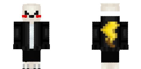 Beautiful Scarlet Girl Skin Minecraft PE Skins - Skin para minecraft pe de sans