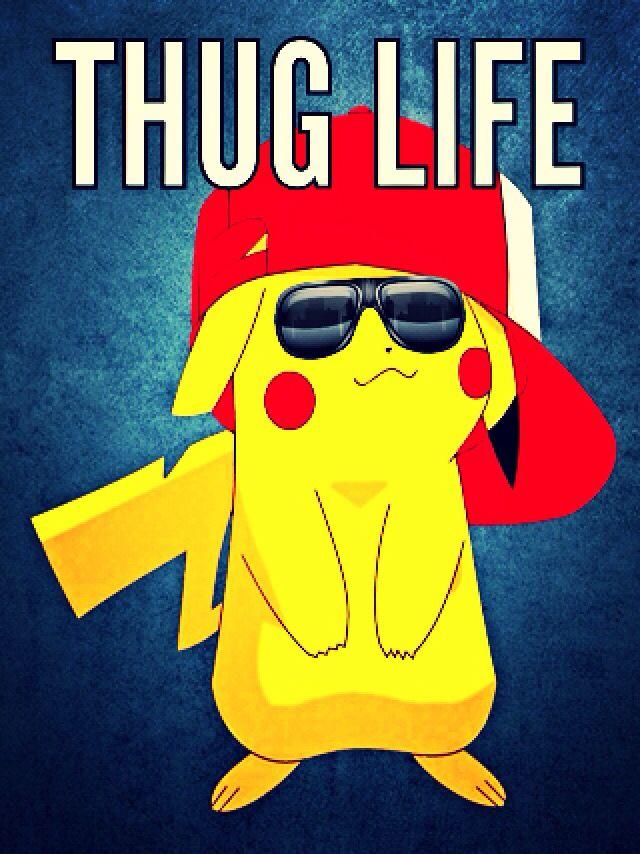 Thuglife Pikachu Skin