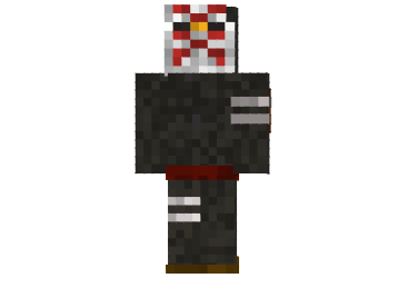 Anbu Ninja Skin