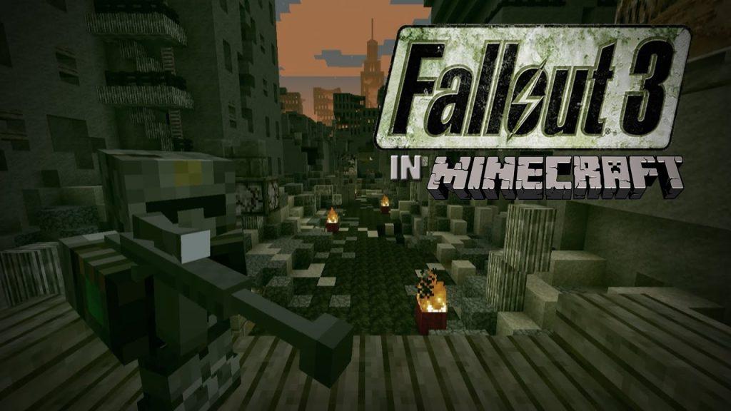 Fallout PE Map