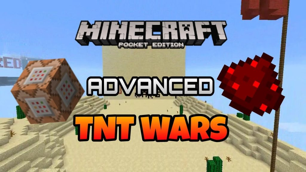 The End TNT Wars Map [PvP]