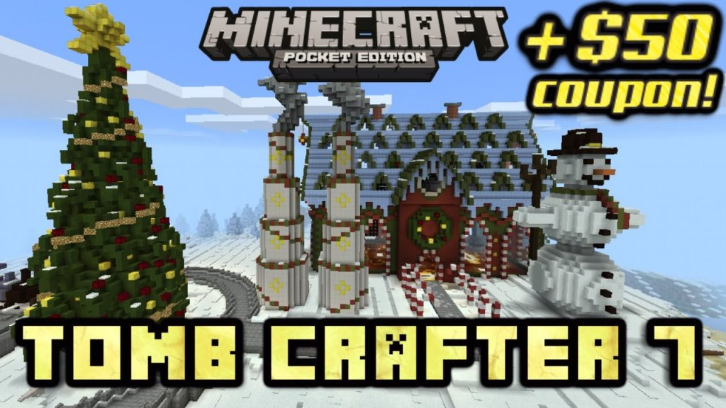 Tomb Crafter 7 Map Christmas