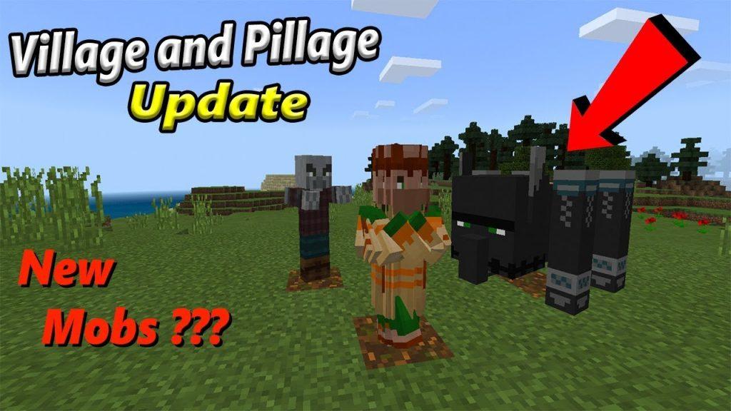 Village & Pillage Mod [Concept]
