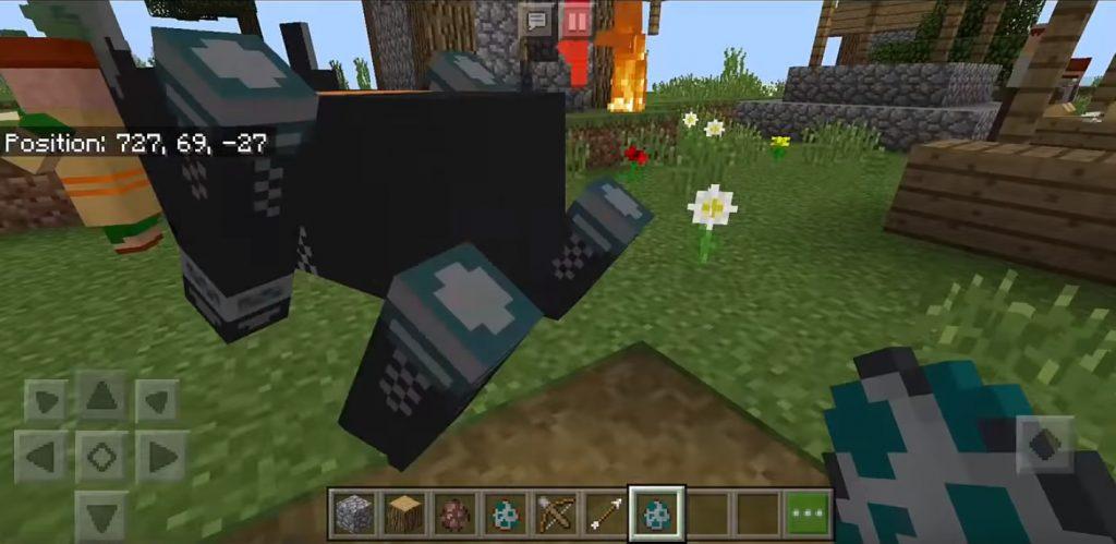Village Pillage Mod Concept Minecraft Pe Mods