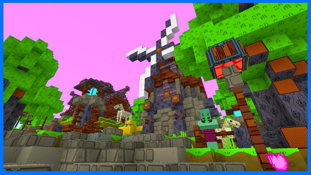 Adventure Time Craft Texture Pack