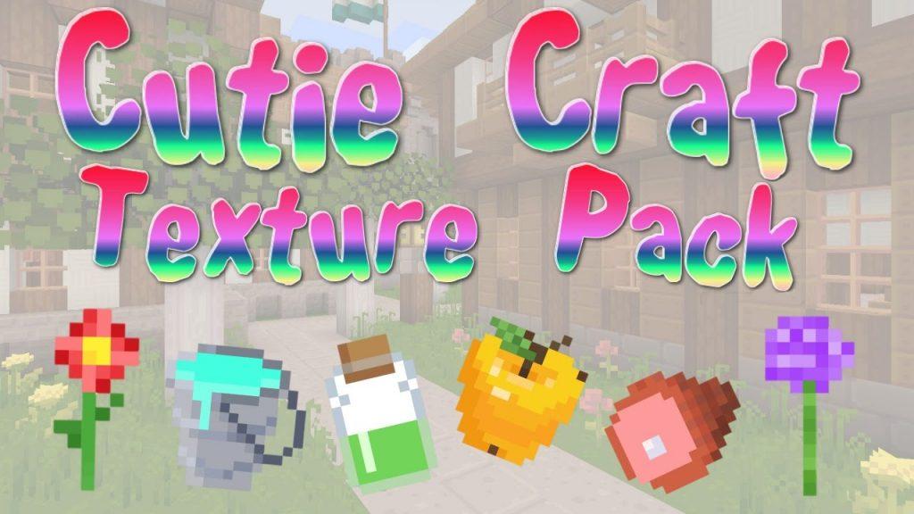 Cutie Craft Texture Pack
