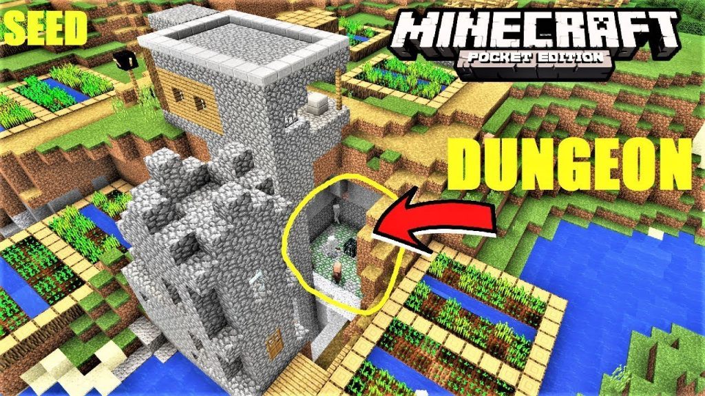 Double Village & Dungeon Seed