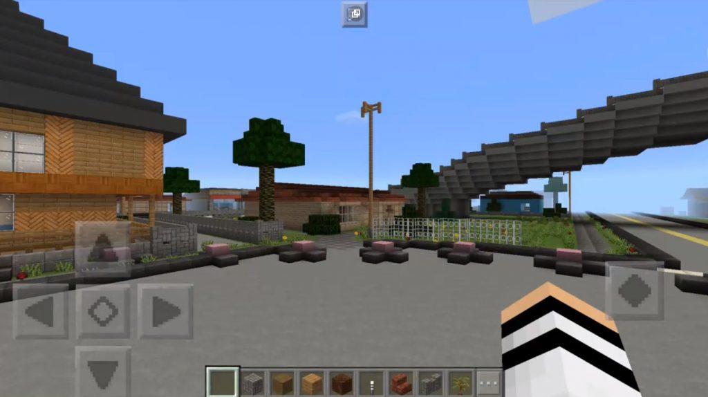 GTA San Andreas Map | Minecraft PE Maps