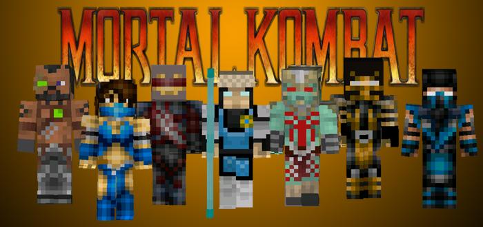 Mortal kombat skin