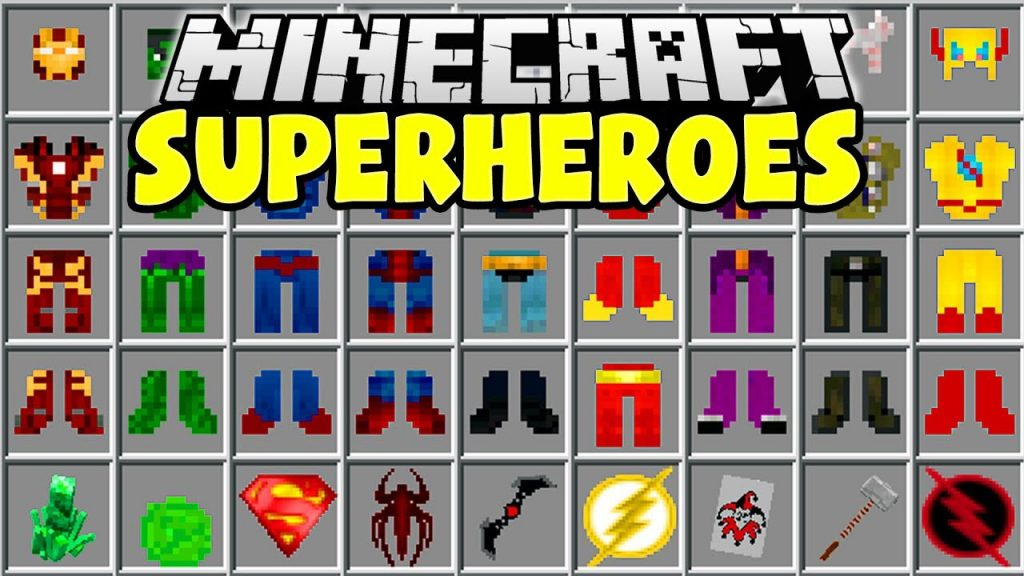 Project Superhero Mod