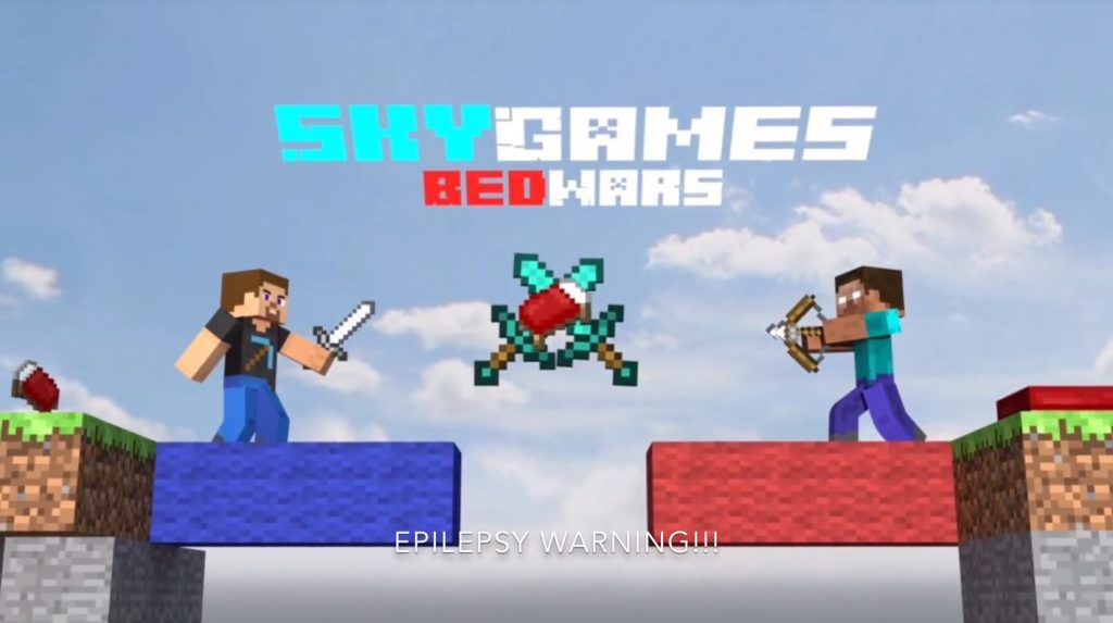 SG Bed Wars Map   Minecraft PE Maps