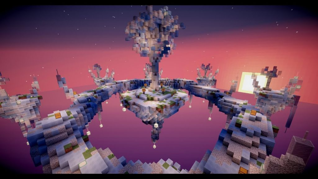 SG SkyWars Map[16 maps!]
