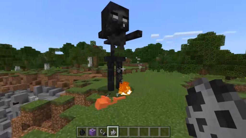 Wither Storm Mod Minecraft Pe Mods
