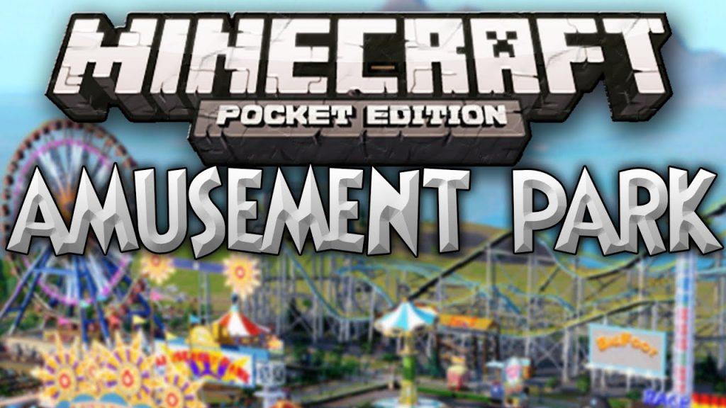 AM Land Amusement Park Map
