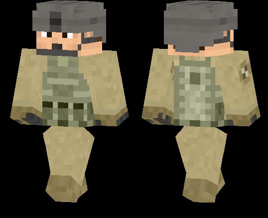 майнкрафт скины военных офицеров #8
