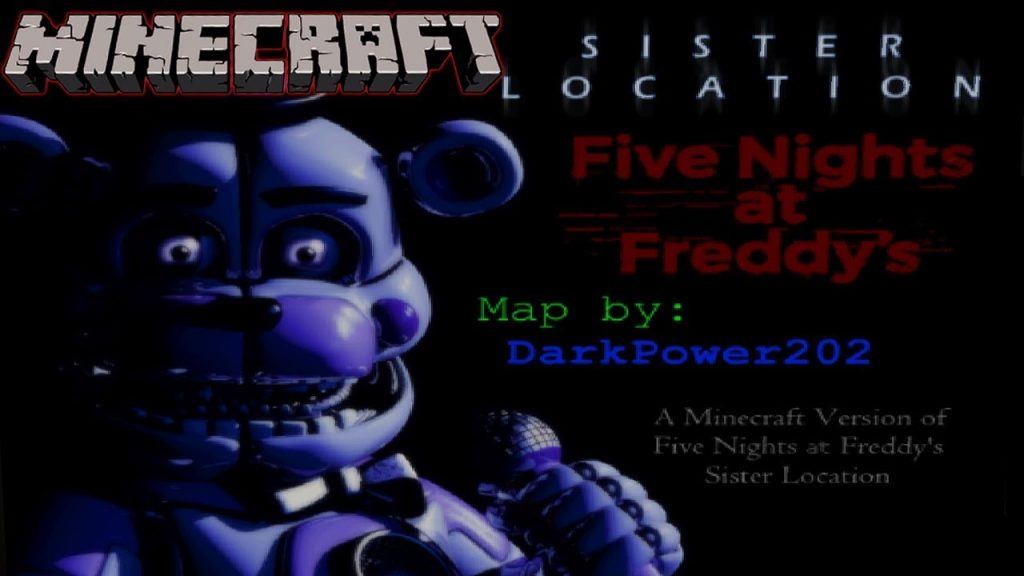 Five Nights at Freddy's: Sister Location – Night 1 Map