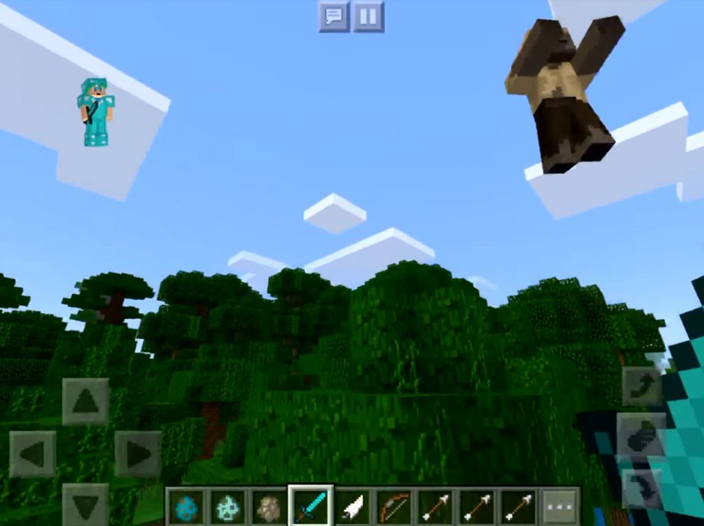 how to fly in minecraft pc