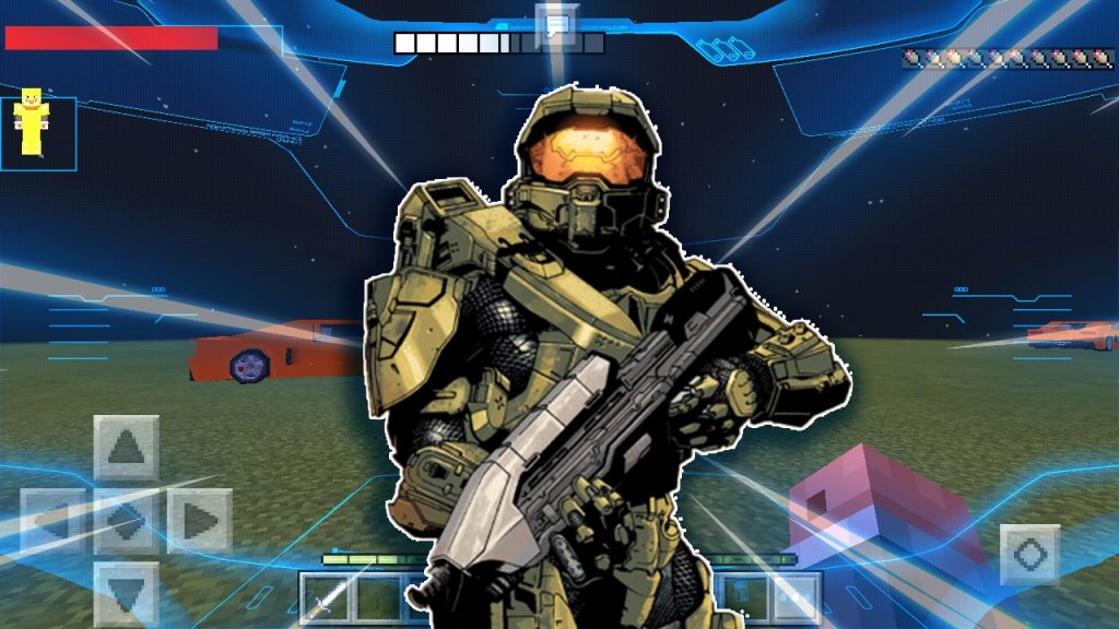 Halo Hud Texture Pack