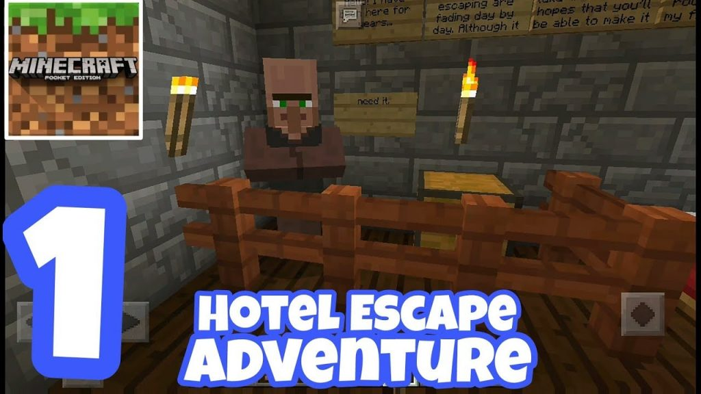 Hotel Escape Map