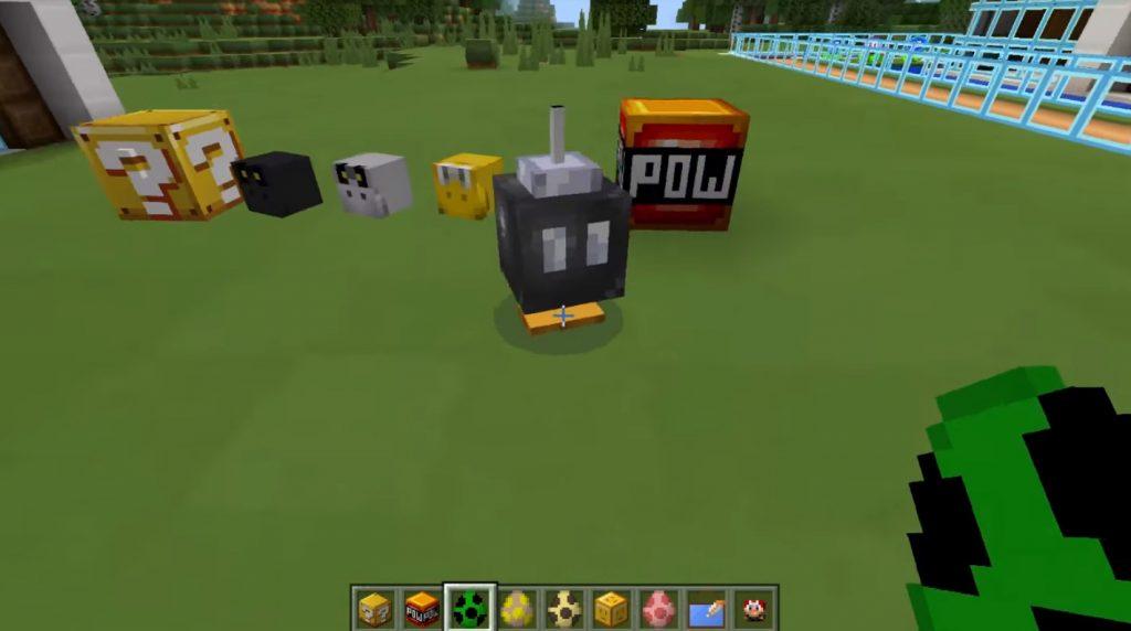 mario texture packs for minecraft pe