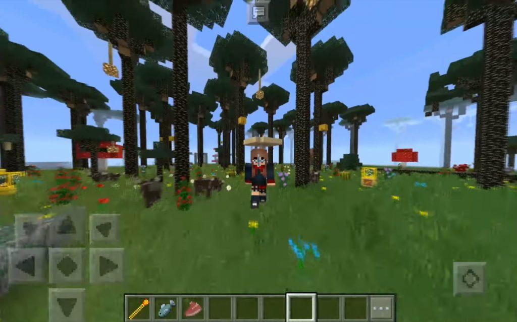 Twilight Forest Mod | Minecraft PE Mods