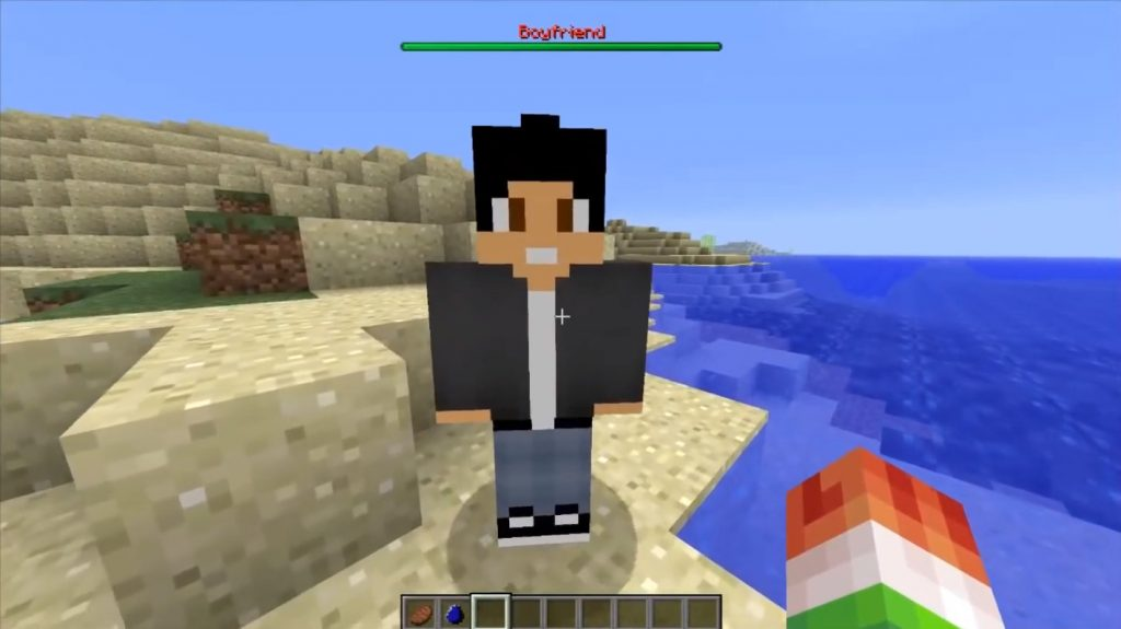 Boyfriend Mod Minecraft Pe Mods