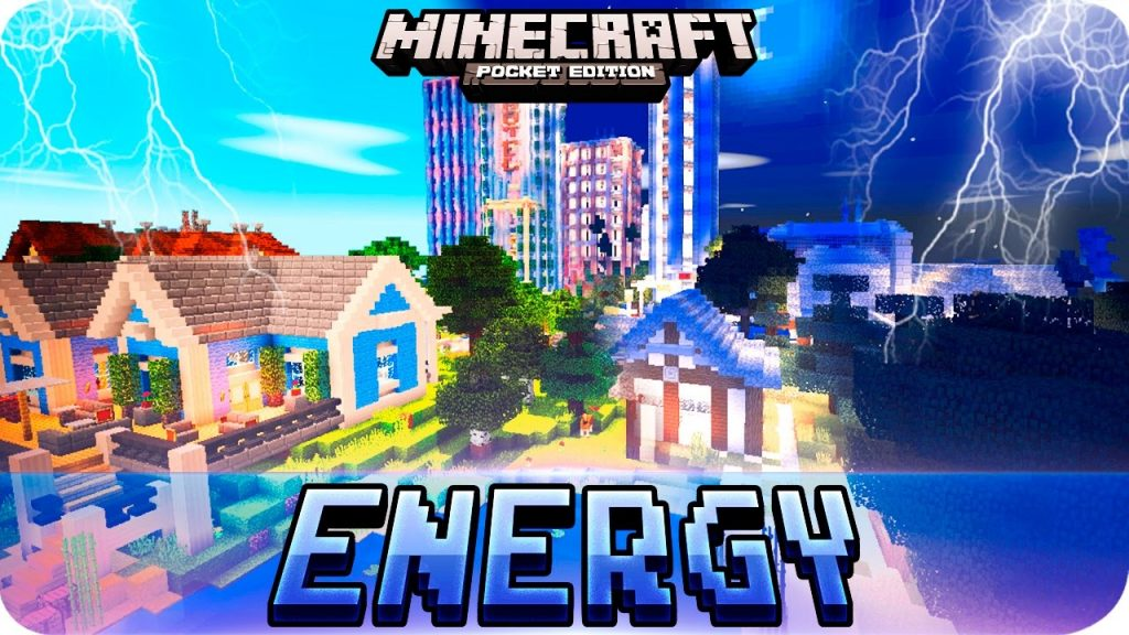 Energy Shaders Texture Pack