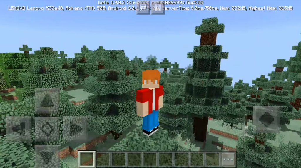 Natural Mystic Shaders Texture Pack for Minecraft PE | Minecraft PE