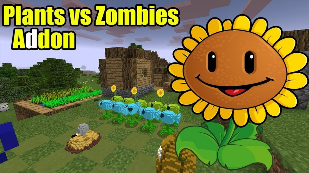 Plant VS Zombie Mod