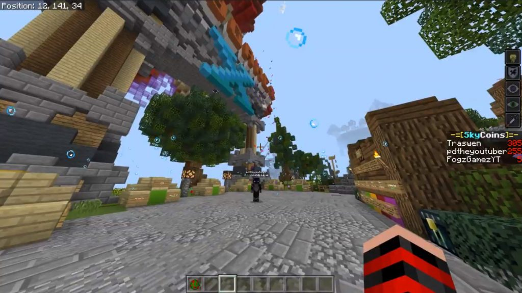 SG Fan Realm 2019 Map | Minecraft PE Maps