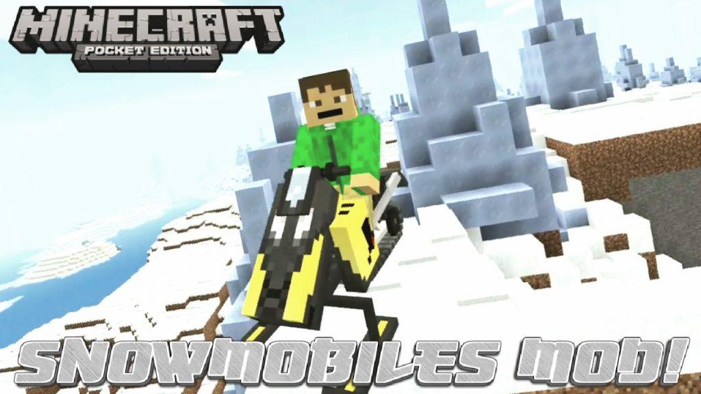 SnowMobile Mod