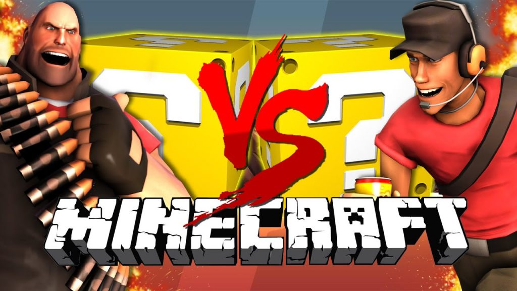Team Fortress 2 Map: Capture The Intelligence