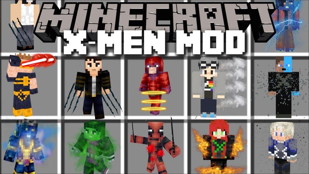 X-Men Addon