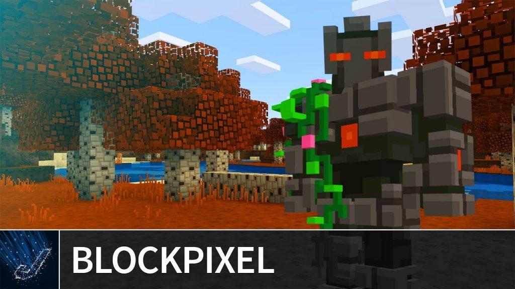 BlockPixel Texture Pack