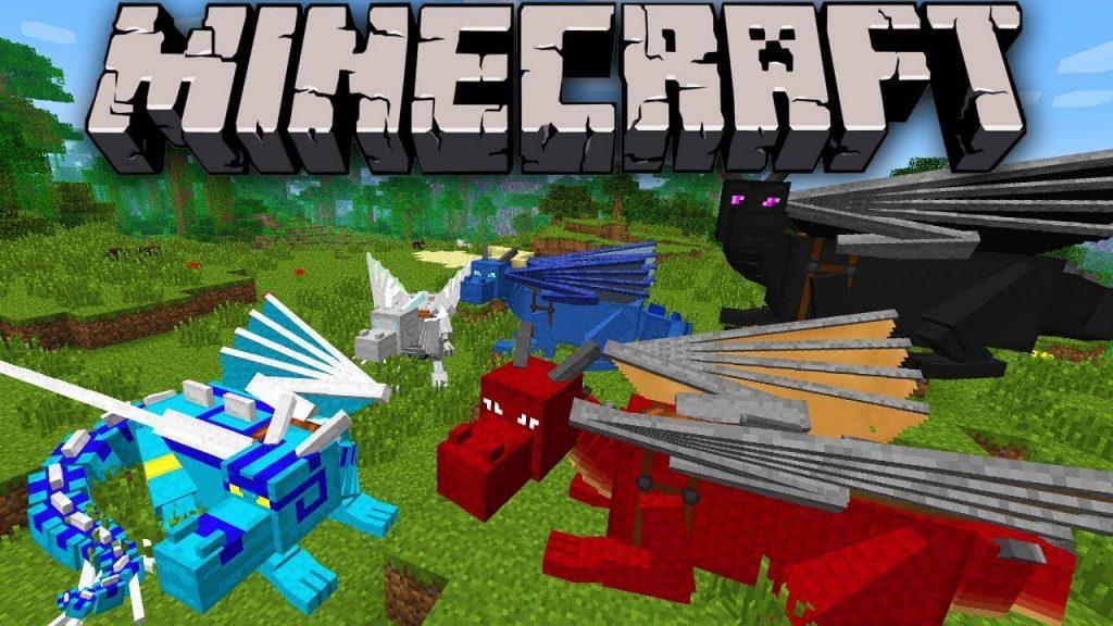 Dragoncraft Mod
