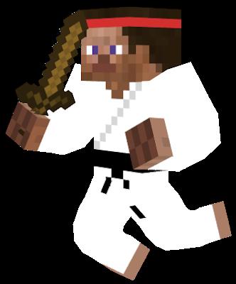 Karate Kid Skin