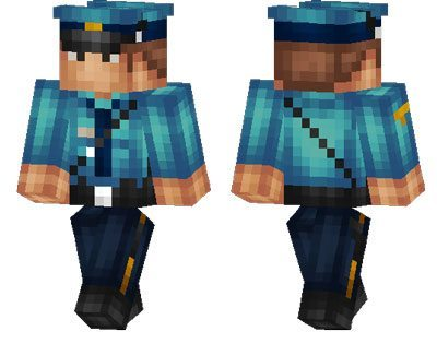 New Jersey State Police Skin