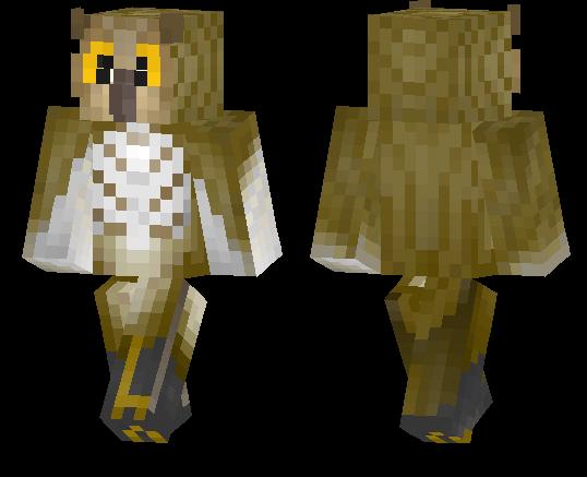 Owls Skin