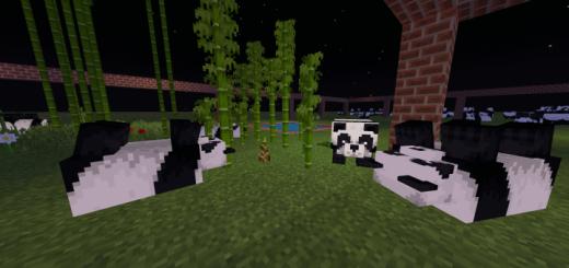 Panda Resort Map