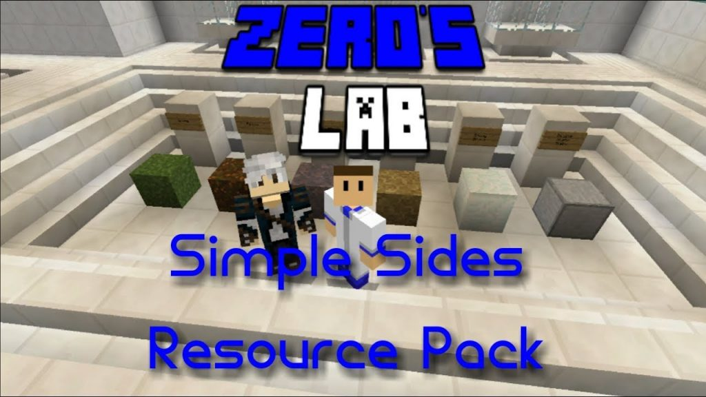 Simple Sides Texture Pack